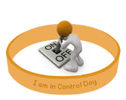 National I Am In Control Day 2020