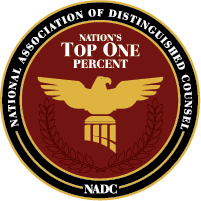 Attorneys Kristen Wolf & Shari-Lynn Cuomo Shore have been selected to the 2020 list as a member of the Nation's Top One Percent by the National Association of Distinguished Counsel!
