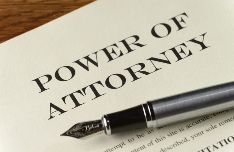 Understanding Power of Attorney