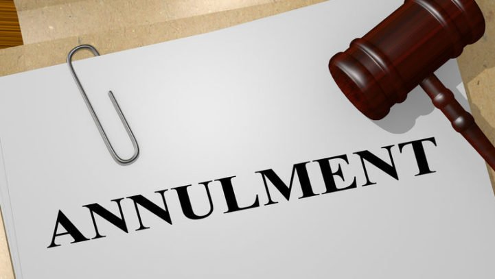 Can I Get An Annulment Instead of A Divorce?